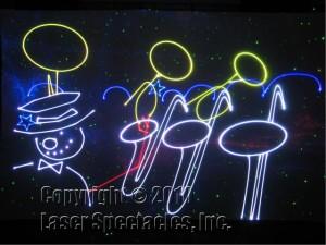 LaserFrostyBand