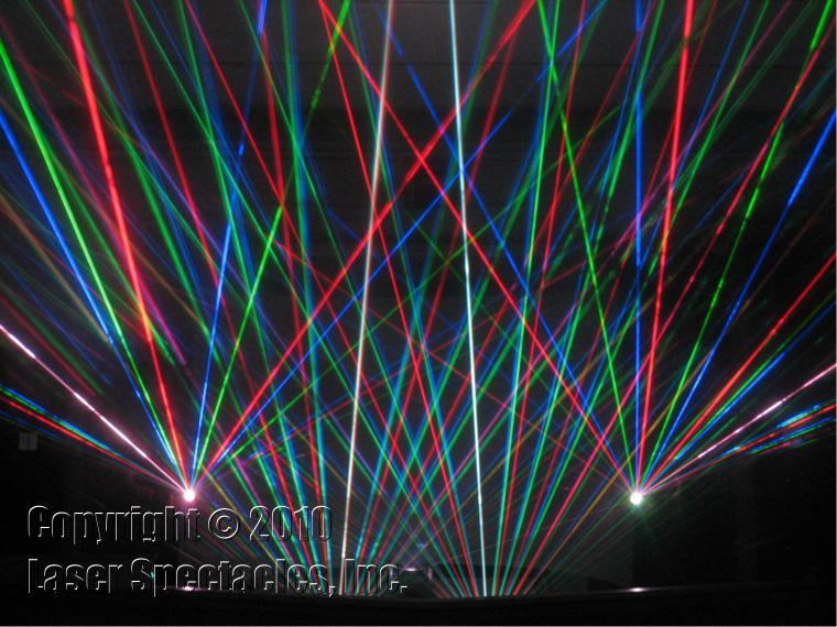 Holiday Laser Show San Antonio Tx Laser Spectacles Inc
