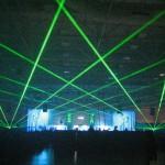 laser grid