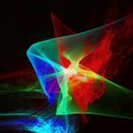 Laser show Lumia picture