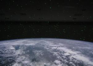 Laser Earth