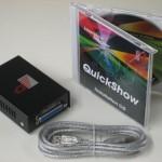QuickShow Box Contents