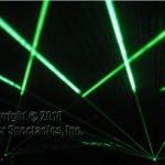 Laser symmetry