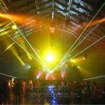 Lasers Neon Garden