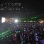 Le Ritual lasers