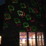 Laser Circles