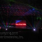 Laser Farewell