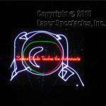 Laser Astronaut
