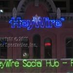 HeyWire Text Logo