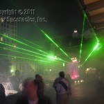 Lasers Green