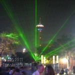 Green Lasers 2