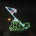 Laser Iwo Jima