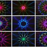 Laser Mandala