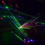 Lasers Backstage
