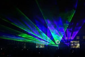 LasersGreenBlue