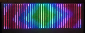 Laser multiple projectors