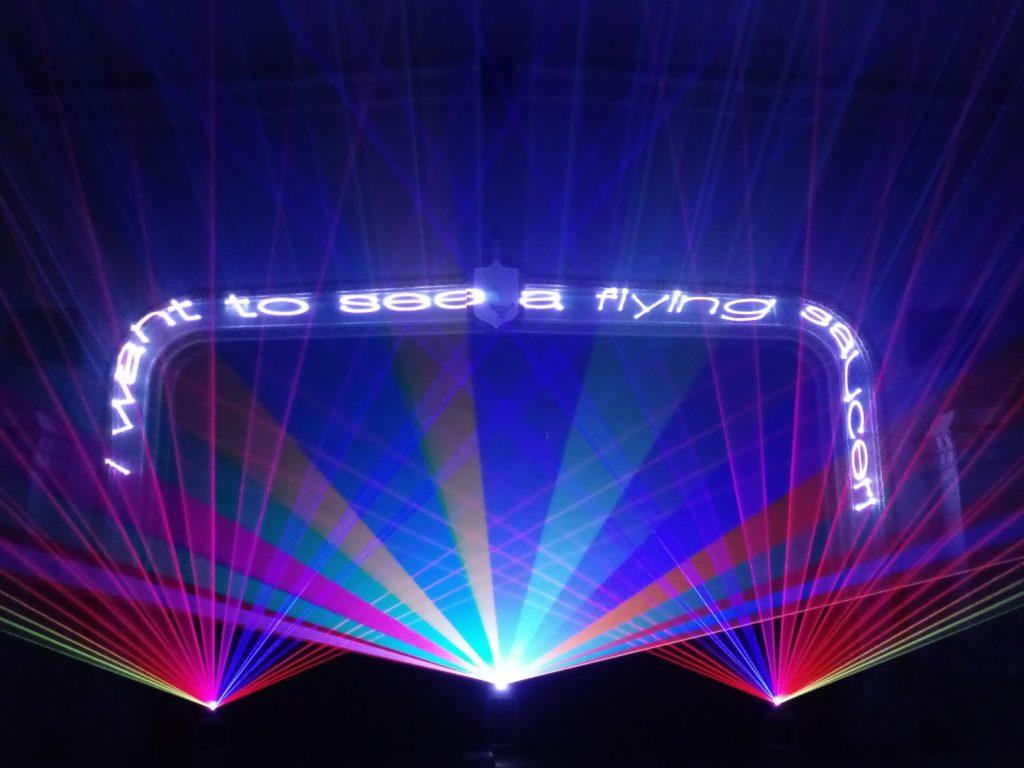 Brave Combo Laser Words