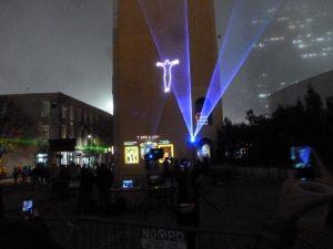 Kinect Laser