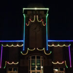 Keller Town Hall laser mapping